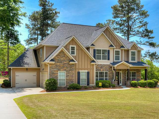 223 Pecan Grove Road, North Augusta, SC 29860 (MLS #469194) :: Southeastern Residential