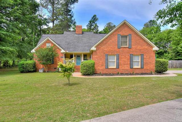 325 Hermitage Lane, North Augusta, SC 29860 (MLS #469202) :: Melton Realty Partners