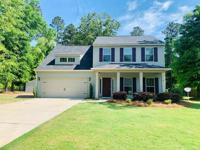 263 Lacebark Pine Way, Beech Island, SC 29842 (MLS #469221) :: Better Homes and Gardens Real Estate Executive Partners