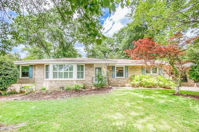 806 Merriweather Drive, North Augusta, SC 29841 (MLS #469225) :: Southeastern Residential