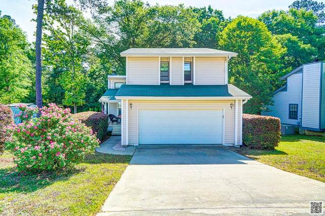 118 SW Glencarin Drive, Aiken, SC 29803 (MLS #469236) :: Better Homes and Gardens Real Estate Executive Partners