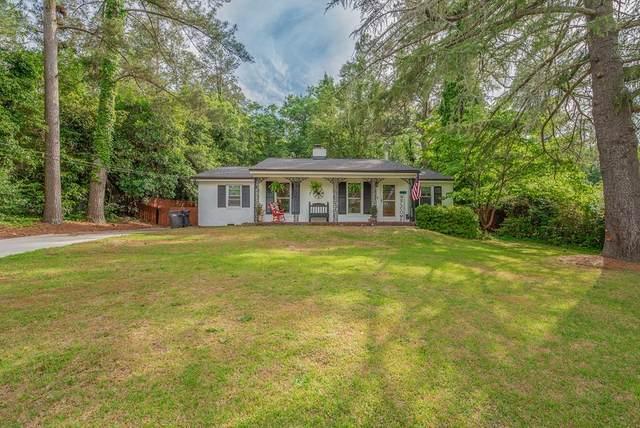 2230 Glendale Road, Augusta, GA 30904 (MLS #469260) :: McArthur & Barnes Partners | Meybohm Real Estate