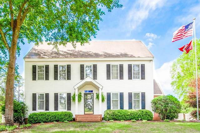 325 Savannah Drive, Aiken, SC 29803 (MLS #469264) :: McArthur & Barnes Partners | Meybohm Real Estate