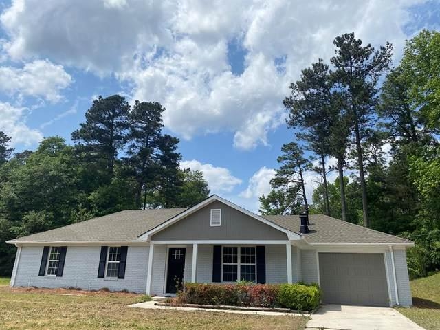 3520 Barker Drive, Hephzibah, GA 30815 (MLS #469276) :: Better Homes and Gardens Real Estate Executive Partners