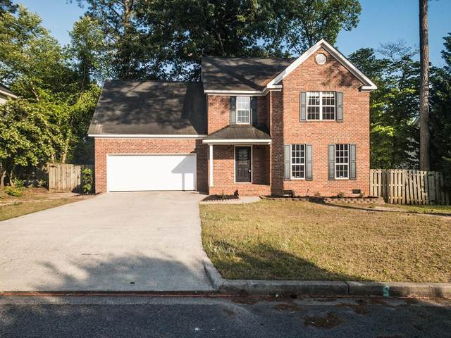 4111 Eagle Nest Drive, Evans, GA 30809 (MLS #469294) :: Melton Realty Partners