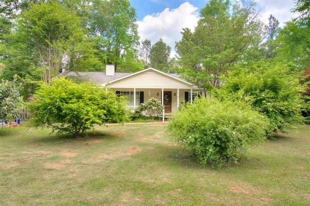 125 Mill Creek Drive, Clarks Hill, SC 29821 (MLS #469317) :: Better Homes and Gardens Real Estate Executive Partners