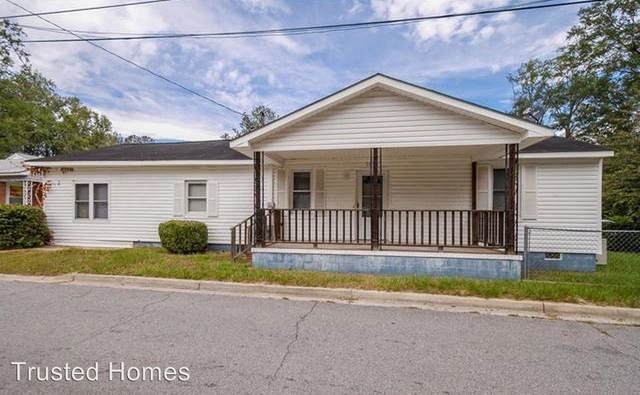 201 3rd Street, Thomson, GA 30824 (MLS #469348) :: McArthur & Barnes Partners | Meybohm Real Estate