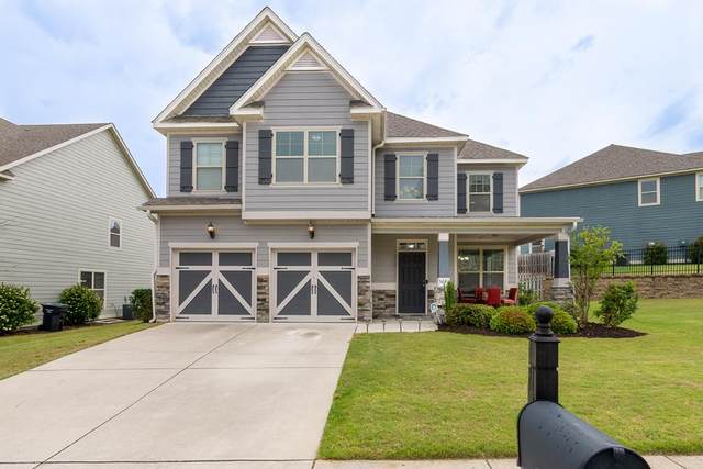 5642 Sunbury Loop, Evans, GA 30809 (MLS #469349) :: Young & Partners