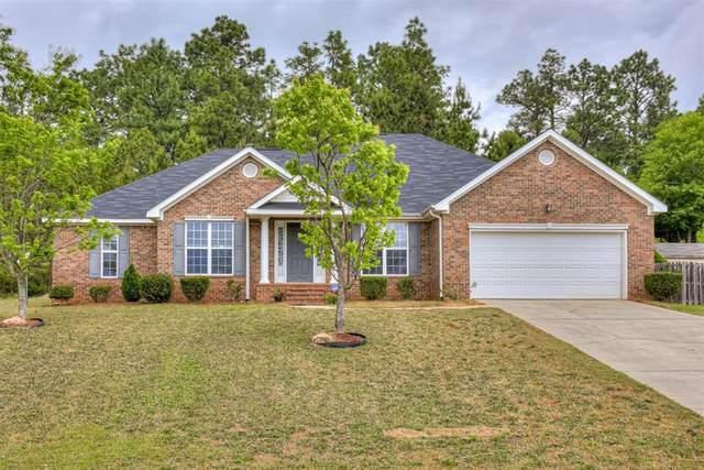 4027 Madison Lane, Augusta, GA 30907 (MLS #469366) :: McArthur & Barnes Partners   Meybohm Real Estate