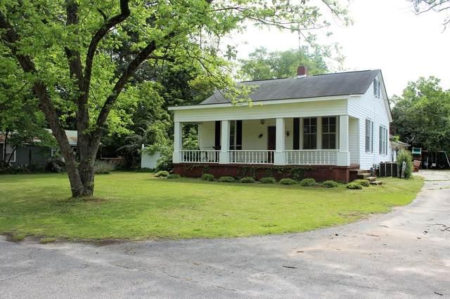105 Walnut Street, Washington, GA 30673 (MLS #469369) :: McArthur & Barnes Partners | Meybohm Real Estate
