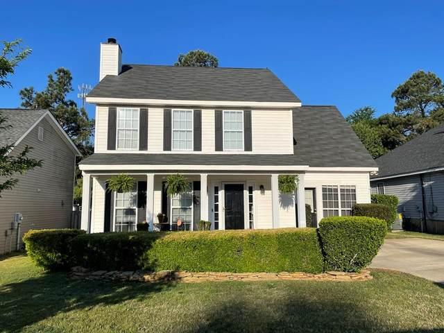 730 Bradford Lane, Evans, GA 30809 (MLS #469372) :: McArthur & Barnes Partners | Meybohm Real Estate