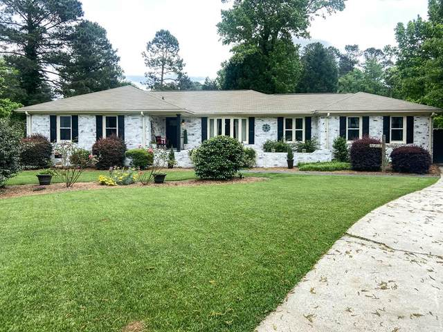2701 Butler Place, Augusta, GA 30909 (MLS #469417) :: Better Homes and Gardens Real Estate Executive Partners