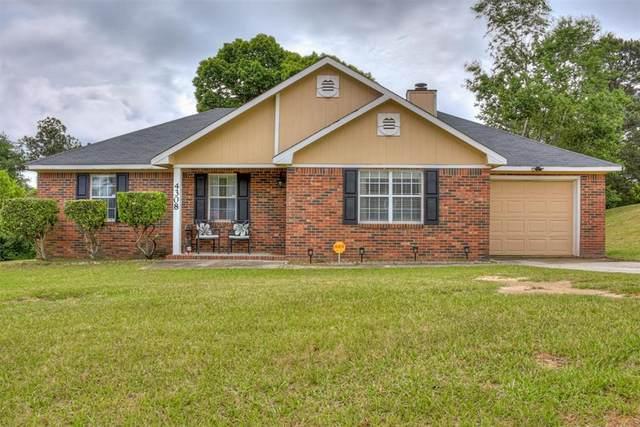 4308 Wild Rose Drive, Hephzibah, GA 30815 (MLS #469422) :: Tonda Booker Real Estate Sales