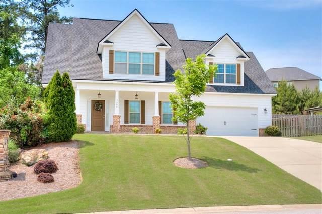 5404 Victoria Falls, Grovetown, GA 30813 (MLS #469425) :: Tonda Booker Real Estate Sales