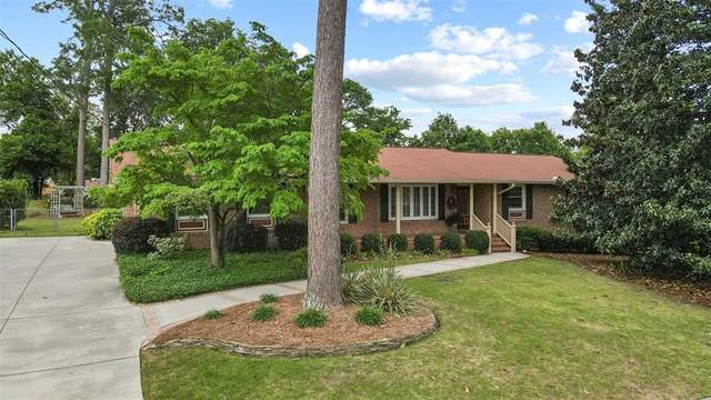 605 Victoria Drive, North Augusta, SC 29841 (MLS #469432) :: Southeastern Residential