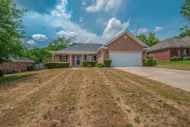 1885 Heathers Way, Augusta, GA 30906 (MLS #469443) :: McArthur & Barnes Partners | Meybohm Real Estate