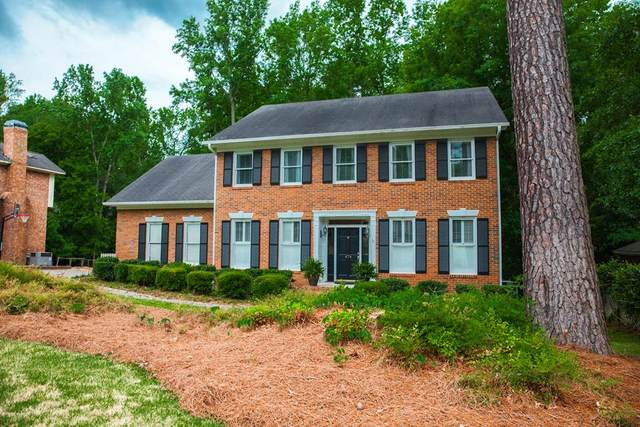 474 Baker Woods Trail, Martinez, GA 30907 (MLS #469450) :: Tonda Booker Real Estate Sales