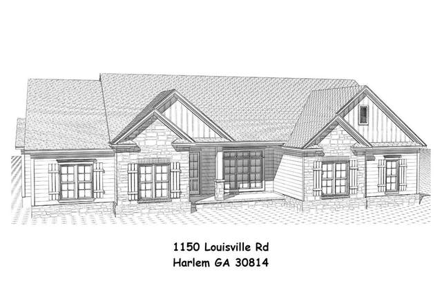 1150 Louisville Road, Harlem, GA 30814 (MLS #469459) :: Melton Realty Partners