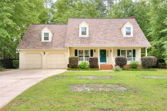 333 E East Hedge Road, Aiken, SC 29801 (MLS #469465) :: Young & Partners