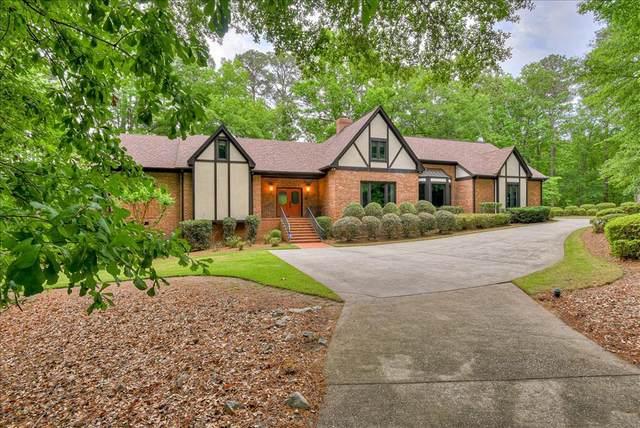 4735 Fairfield Estate West, Evans, GA 30809 (MLS #469466) :: Tonda Booker Real Estate Sales