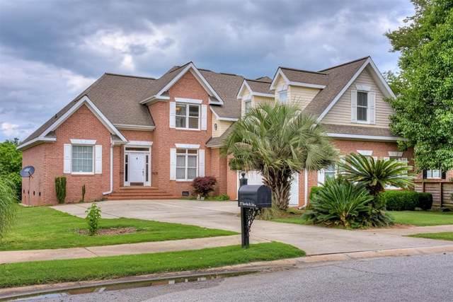 277 E Shoreline Drive, North Augusta, SC 29841 (MLS #469477) :: McArthur & Barnes Partners | Meybohm Real Estate