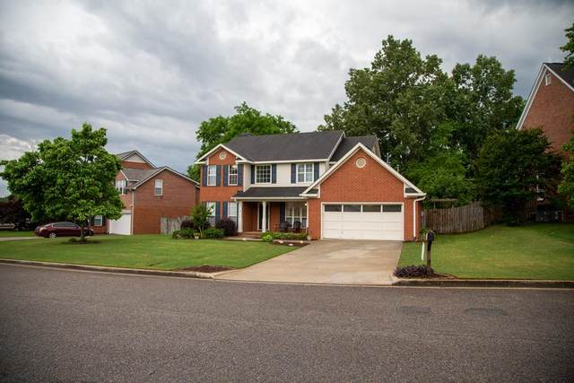 1156 Parkside Trail, Evans, GA 30809 (MLS #469489) :: Better Homes and Gardens Real Estate Executive Partners