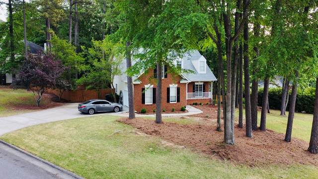 201 Longstreet Crossing, North Augusta, SC 29860 (MLS #469490) :: Better Homes and Gardens Real Estate Executive Partners