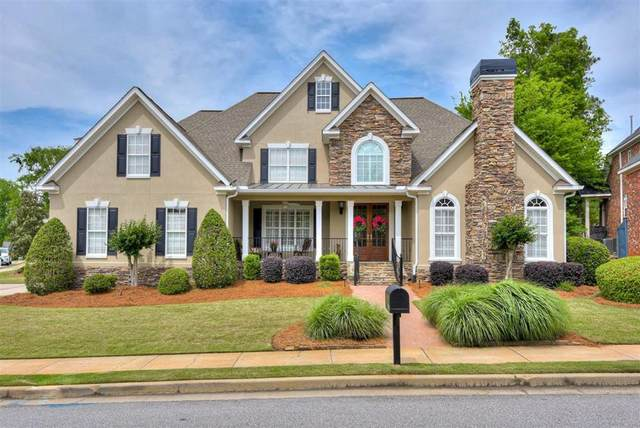 4116 Shady Oaks Drive, Martinez, GA 30907 (MLS #469510) :: Tonda Booker Real Estate Sales