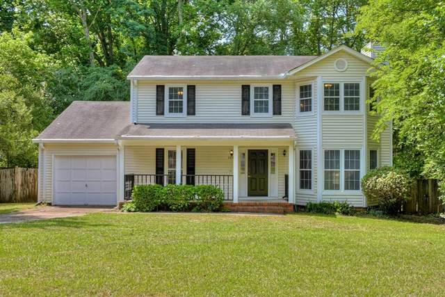 3850 Forest Creek Way, Martinez, GA 30907 (MLS #469512) :: Better Homes and Gardens Real Estate Executive Partners