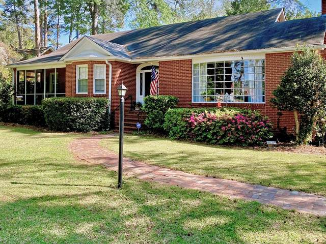 3028 Walton Way, Augusta, GA 30909 (MLS #469520) :: Tonda Booker Real Estate Sales