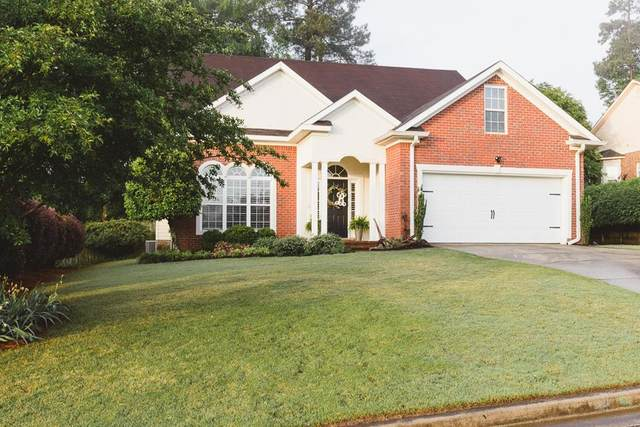 3956 Cheyenne Trail, Martinez, GA 30907 (MLS #469524) :: Tonda Booker Real Estate Sales
