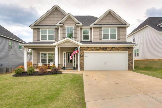 269 Palisade Ridge, Evans, GA 30809 (MLS #469527) :: Young & Partners