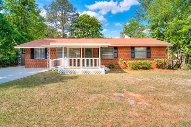 2069 Fernwood  Circle, Augusta, GA 30906 (MLS #469528) :: Tonda Booker Real Estate Sales