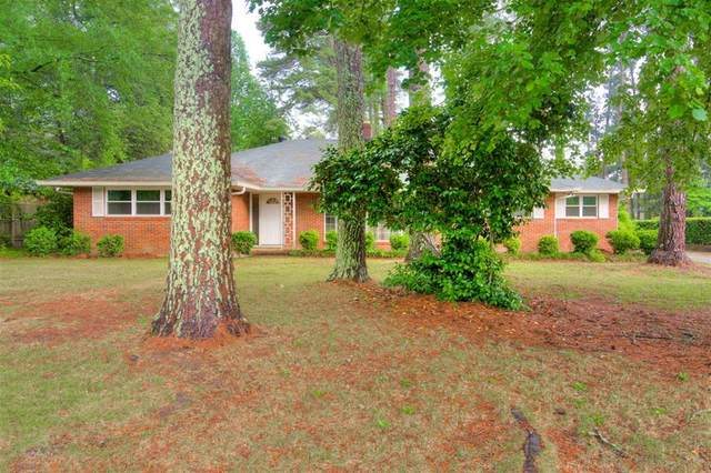 724 Aumond Road, Augusta, GA 30909 (MLS #469529) :: Shannon Rollings Real Estate