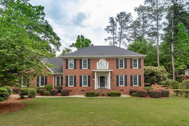 3631 Pebble Beach Drive, Martinez, GA 30907 (MLS #469532) :: RE/MAX River Realty