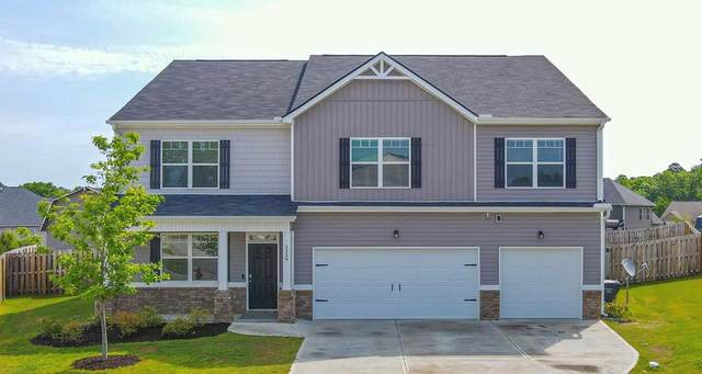 1329 Eldrick Lane, Grovetown, GA 30813 (MLS #469534) :: McArthur & Barnes Partners | Meybohm Real Estate