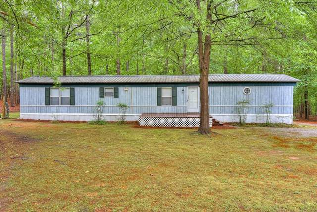 1190 Montego Drive, Lincolnton, GA 30817 (MLS #469536) :: Shannon Rollings Real Estate