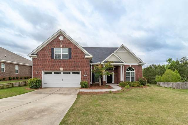 69 Blair Drive, North Augusta, SC 29860 (MLS #469537) :: Tonda Booker Real Estate Sales