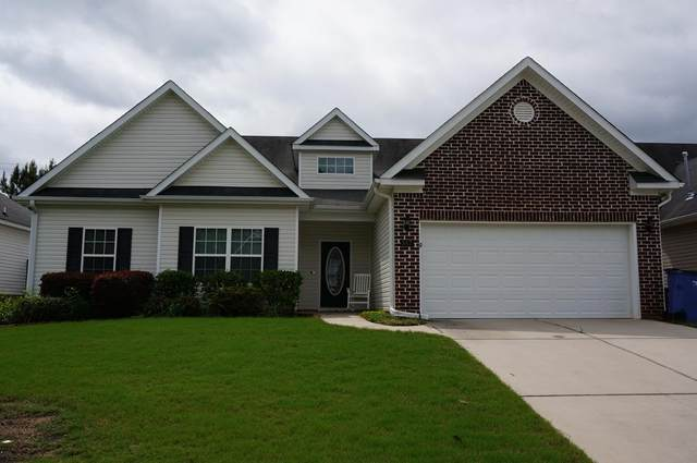 847 Tyler Woods Drive, Grovetown, GA 30813 (MLS #469541) :: Young & Partners