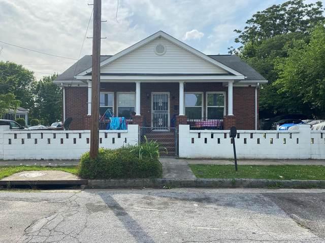 1033 Carrie Street, Augusta, GA 30901 (MLS #469545) :: RE/MAX River Realty