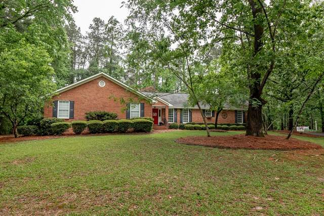 4500 Deer Run, Evans, GA 30809 (MLS #469557) :: RE/MAX River Realty