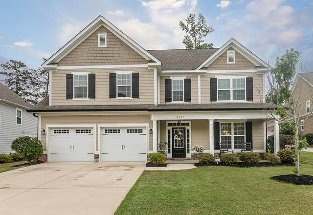 4331 Satolah Ridge, Evans, GA 30809 (MLS #469558) :: Better Homes and Gardens Real Estate Executive Partners