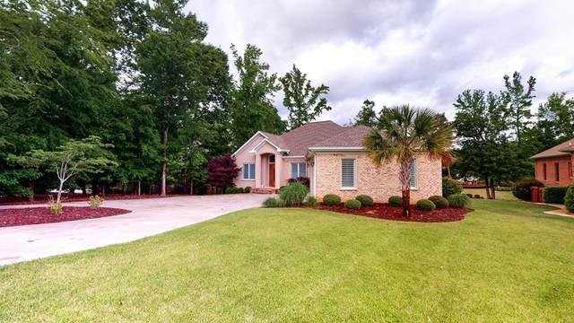 506 John Foxs Run, North Augusta, SC 29860 (MLS #469566) :: Shannon Rollings Real Estate