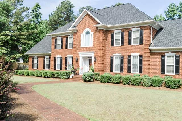 764 Stevens Creek Road, Martinez, GA 30907 (MLS #469575) :: RE/MAX River Realty