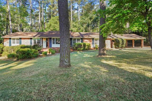 607 Wellesley Drive, Richmond, GA 30909 (MLS #469581) :: Young & Partners