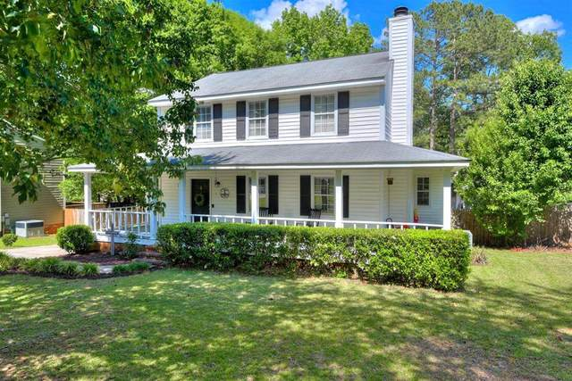136 Maple Creek Drive, Martinez, GA 30907 (MLS #469588) :: Young & Partners