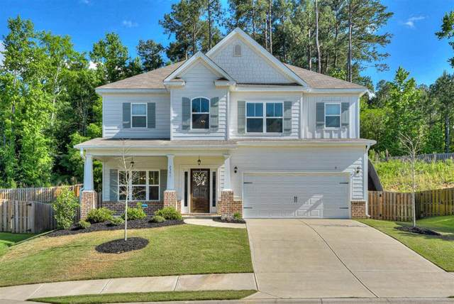 2341 Malone Way, Evans, GA 30809 (MLS #469601) :: Better Homes and Gardens Real Estate Executive Partners