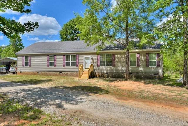 210 Mcburney Chamberlain Road, Plum Branch, SC 29845 (MLS #469611) :: Melton Realty Partners