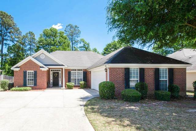 132 Mill Stone Lane, North Augusta, SC 29860 (MLS #469619) :: Shannon Rollings Real Estate