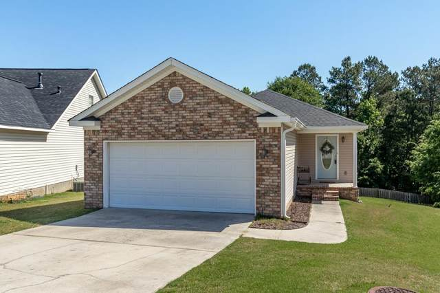 2032 Sylvan Lake Drive, Grovetown, GA 30813 (MLS #469632) :: McArthur & Barnes Partners | Meybohm Real Estate